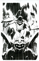 Batman by Paul Smith Comic Art