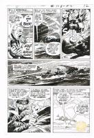 Star Spangled War by Joe Kubert Comic Art