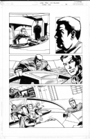 STAR TREK NEW FRONTIER: DOUBLE TIME P34 Comic Art