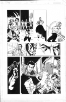 STARTREK TNG/DS9 DIVIDED WE FALL 2 13 Comic Art