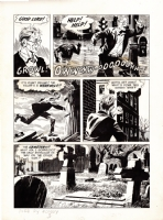 CREEPY #3:  Howling Success,  page 4 Comic Art