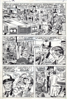 FANTASTIC FOUR #101, page 4  Comic Art