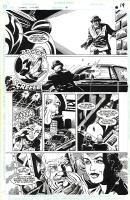 Eduardo Barreto - The Shadow Strikes! #6 - p19, Comic Art