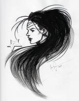 Henrik Jonsson - Wonder Woman, Comic Art