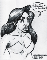 Oscar Hjelmgren - Professor Quantum, Comic Art