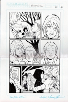 Amanda Conner - Power Girl #10 - p12, Comic Art