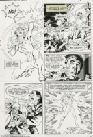 Marvel Fanfare #19 pg 26 Comic Art