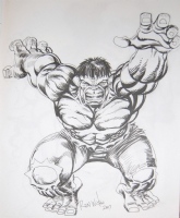 Hulk - Ron Wilson Comic Art