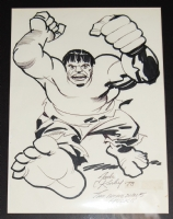 Hulk - Jack Kirby Comic Art