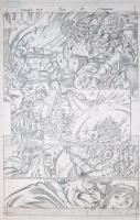 Incredible Hulk #606, pg 24 (Dr. Doom) Comic Art