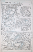Incredible Hulk #610, pg 6 (Red She-Hulk) Comic Art