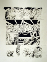 Judge Dredd - The Good Man - page 3 Comic Art
