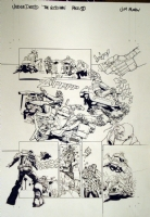 Judge Dredd - The Good Man - page 8 Comic Art