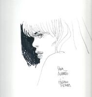 HORACIO ALTUNA GIRL 1 Comic Art