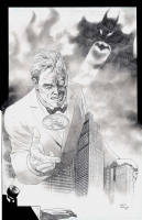 Lan Medina / Two Face Comic Art