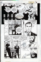 MIKE MIGNOLA  - BATMAN GOTHAM BY GASLIGHT - BRUCE WAYNE AND DR. SIGMUND FREUD! Comic Art
