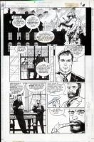 MIKE MIGNOLA  - BATMAN GOTHAM BY GASLIGHT - BRUCE WAYNE AND DR. SIGMUND FREUD! Comic Art