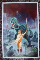 DOSSIER NEGRO COVER BY ESTEBAN MAROTO FORSALE Comic Art