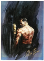 ROSS: BATMAN  Comic Art