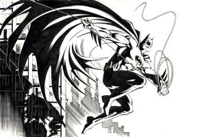 Batman Gotham Knight Style Guide - Jose Luis Garcia-Lopez Comic Art