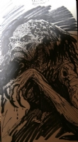 Rawhead Rex 9 Comic Art