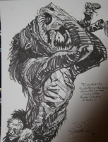 Rawhead Rex 12 Comic Art