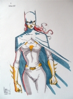 Batgirl - Camuncoli Comic Art