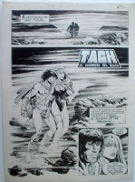 TAGH - Juan Zanotto Comic Art