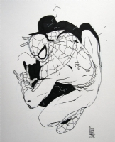 Spiderman - Giuseppe Camuncoli Comic Art
