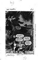Fantastic Four #62 p 5 (Production Art) Comic Art