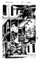Captain America Vol 5 #25 p 18 Comic Art