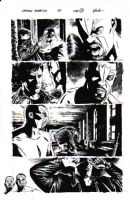 Captain America Vol 5 #25 p 19 Comic Art