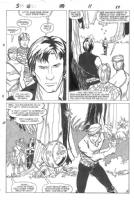 Star Wars 100, page 11 Comic Art