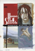 House of Secrets #8 Cover, Comic Art