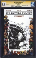 Marvels Project #1 / Sandman by Chris Bachalo, Comic Art