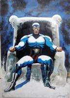 The Phantom by Romano Felmang Comic Art