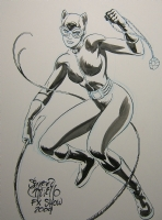 Catwoman - Cariello Comic Art
