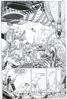 Sandman #50 Pg 24 ( Ramadan ), P. Craig Russell Comic Art