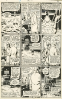 Watchmen #11 Pg 13, Comic Art