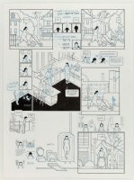 Building Stories, Chris Ware, Comic Art