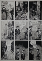From Hell (Chapter 3 Pg 3), Eddie Campbell, Comic Art