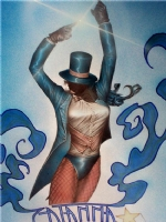 Zatanna by Jason Eden Comic Art
