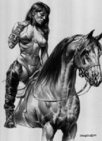 Rider Comic Art