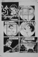 James Bond Part 3 Comic Art