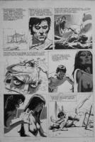 Page 2 of Vampirella #67 (Nudity Alert!!) Comic Art