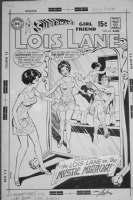 Lois Lane #94 Comic Art