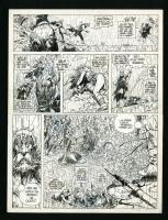 Auction Christie's the 5 April 2014 in Paris - Loisel  Comic Art
