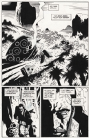 Aliens Salvation Page: 20 Comic Art