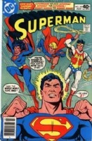 WANTED- Superman #349 cover Comic Art