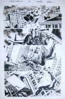 Captain America #25, pg 22 Comic Art